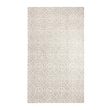 Dynamic Rugs Casual Ivory Area Rug; 3'6'' x 5'6''