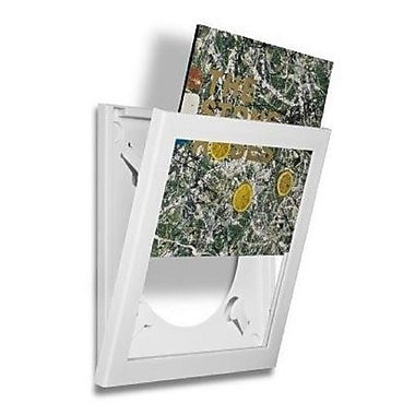NielsenBainbridge Pinnacle Record Picture Frame; White