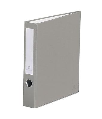 Bindertek 3-Ring 2-Inch Premium Binders, Light Grey (3SLN-LG)