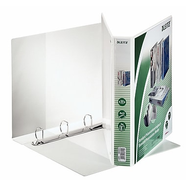 Leitz 4-Ring 1.75-Inch Premium A4 Sized European View Binders (4285)