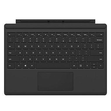 Microsoft Surface Pro 4 Type Covers, English
