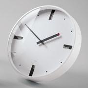 Sigel Artetempus Design Wall Clock, Acto Model, White (SGCLOCK2-WH)