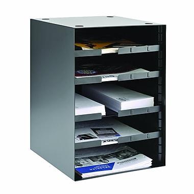 MMF Industries™ STEELMASTER® 5-Tier Adjustable Organizer, 13