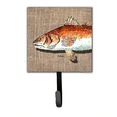 Caroline's Treasures Fish Leash Holder and Wall Hook