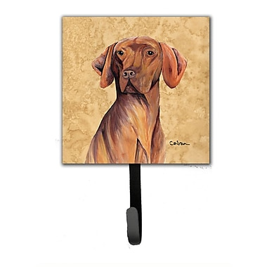 Caroline's Treasures Vizsla Leash Holder and Wall Hook