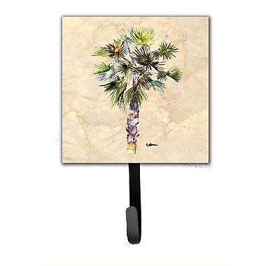 Caroline's Treasures Palm Tree Leash Holder and Wall Hook