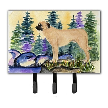 Caroline's Treasures Anatolian Shepherd Leash Holder and Key Hook