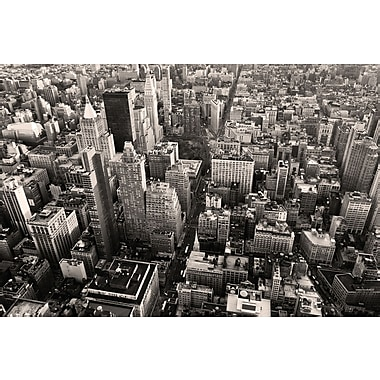 3 Panel Photo N.Y.C #2 Photographic Print on Wrapped Canvas