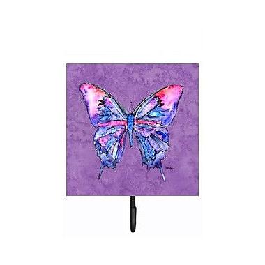 Caroline's Treasures Butterfly Wall Hook
