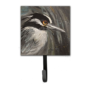 Caroline's Treasures Night Heron Leash Holder and Wall Hook