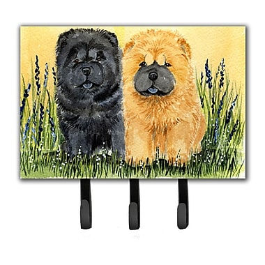 Caroline's Treasures Chow Chow Leash Holder and Key Holder