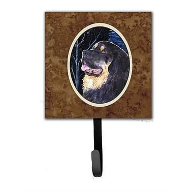 Caroline's Treasures Starry Night Tibetan Mastiff Leash Holder and Wall Hook