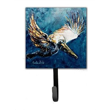 Caroline's Treasures Pelican Go For It Leash Holder andWall Hook