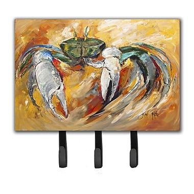 Caroline's Treasures Crab Key Holder