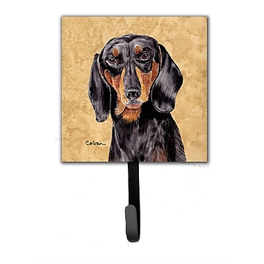 Caroline's Treasures Dachshund Wall Hook