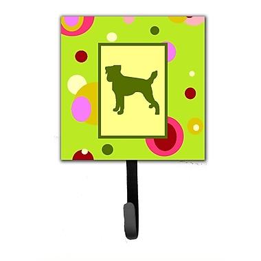 Caroline's Treasures Jack Russell Terrier Leash Holder and Wall Hook
