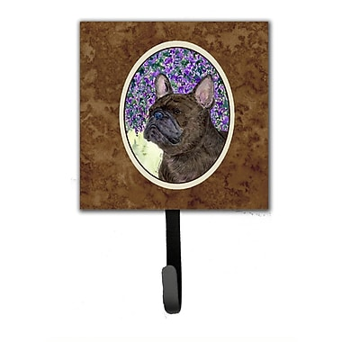 Caroline's Treasures French Bulldog Leash Holder and Wall Hook