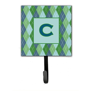 Caroline's Treasures Monogram Argoyle Wall Hook; C