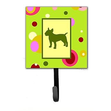 Caroline's Treasures Bull Terrier Leash Holder and Wall Hook