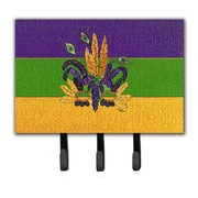 Caroline's Treasures Mardi Gras Mask Key Holder