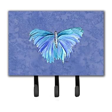 Caroline's Treasures Butterfly Key Holder