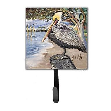 Caroline's Treasures Pelican Bay Leash Holder and Wall Hook