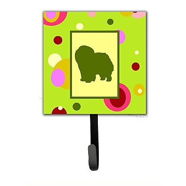Caroline's Treasures Chow Chow Leash Holder and Wall Hook