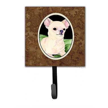Caroline's Treasures Chihuahua Leash Holder and Wall Hook