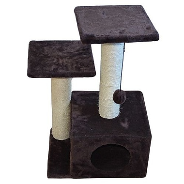 Iconic Pet 28'' Sisal Scratching Tree Post
