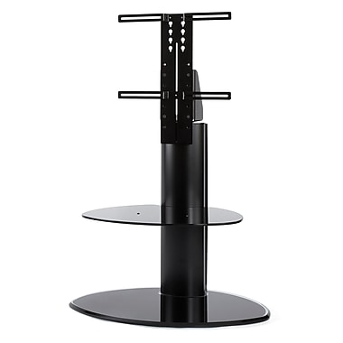 Off The Wall Motion 30'' TV Stand; Black