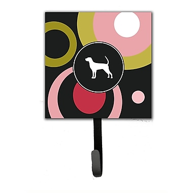 Caroline's Treasures Coonhound Leash Holder and Wall Hook