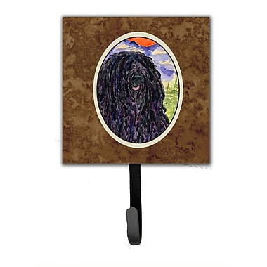 Caroline's Treasures Puli Leash Holder and Key Hook