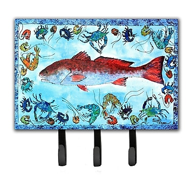 Caroline's Treasures Fish Key Holder