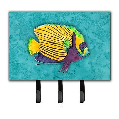 Caroline's Treasures Tropical Fish Key Holder