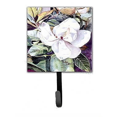 Caroline's Treasures Magnolia Flower Wall Hook