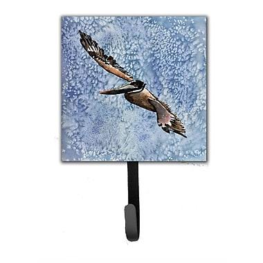 Caroline's Treasures Pelican Bird Leash Holder and Wall Hook