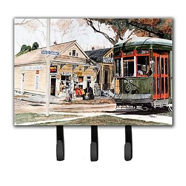 Caroline's Treasures New Orleans Streetcar Key Holder