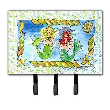Caroline's Treasures Mermaid Key Holder