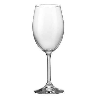 David Shaw Silverware Lara White Wine Glass (Set of 6)