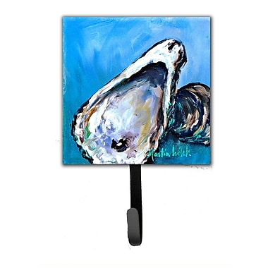 Caroline's Treasures Oyster Oyster Leash Holder and Wall Hook