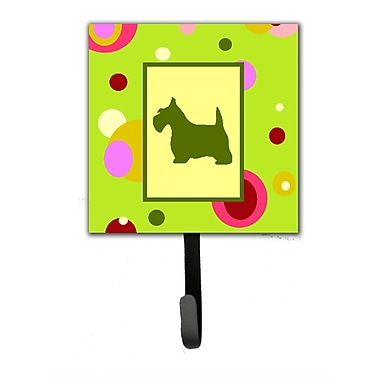 Caroline's Treasures Scottish Terrier Leash Holder and Wall Hook