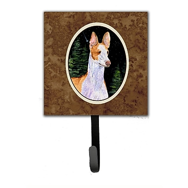 Caroline's Treasures Starry Night Ibizan Hound Leash Holder and Wall Hook