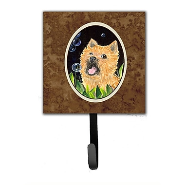 Caroline's Treasures Cairn Terrier Leash Holder and Wall Hook