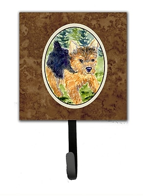 Caroline's Treasures Norwich Terrier Leash Holder and Wall Hook