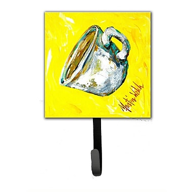 Caroline's Treasures Coffee Second Cup Leash Holder and Wall Hook