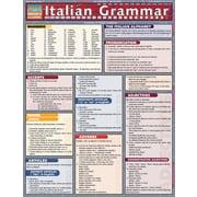 BarCharts, Inc. - QuickStudy® Italian Reference Set