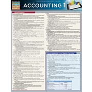 BarCharts, Inc. QuickStudy® Accounting Reference Set (9781423230250)