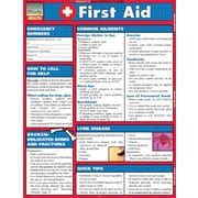 BarCharts, Inc. - QuickStudy® First Aid & CPR Reference Set