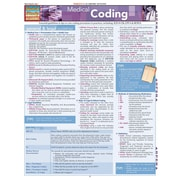 BarCharts, Inc. QuickStudy® Medical Coding Reference Set (9781423230366)