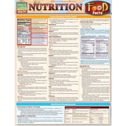BarCharts, Inc. QuickStudy® Nutrition Reference Set (9781423230373)